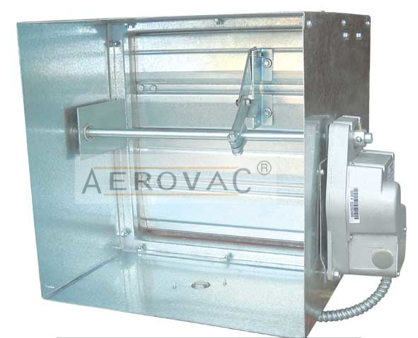 Combination Fire and Smoke Damper manufacturer supplier